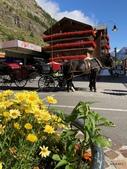 瑞士策馬特小鎮之旅:班霍夫大道(Bahnhofstrasse)景致!