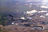夏威夷─大島:鳥瞰火山口