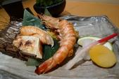 ibuki 李桑の創作懷石料理:烤明蝦鮭魚肚