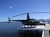 紐西蘭冰河之旅:羅吐魯阿湖直昇機