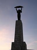 匈牙利之旅:匈牙利自由女神像