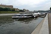 俄羅斯─莫斯科之旅:莫斯科河游河