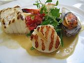西華Toscana義大利餐廳:明蝦干貝海鮮