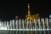 賭城─拉斯維加斯之旅:百樂宮水舞秀