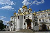 俄羅斯─莫斯科之旅:皇室御用教堂