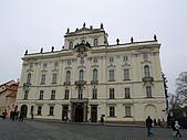捷克之旅:總統府周邊景色