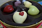GODIVA 2011情人節愛的二重奏:2011情人節巧克力