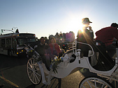 維多利亞&帝后城堡:遊街馬車