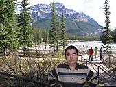 冰原&傑士伯國家公園:瑪琳湖畔