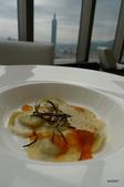 米其林廚藝教室佳餚:手工鮮茄麵餃佐帕馬森起士醬