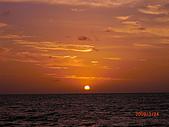 夏威夷─歐湖島:夏威夷的夕陽