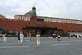 俄羅斯─莫斯科之旅:列寧墓穴