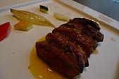 精緻商業套餐:爐烤鴨胸佐風味柳橙醬