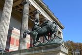 Bundesrepublik Deutschland德國之旅─柏林、波莰坦、德勒斯登:老博物館景致