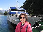 紐西蘭米佛峽灣之旅:米佛峽灣景色