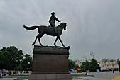 俄羅斯─莫斯科之旅:俄羅斯國家歷史博物館雕塑