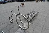 俄羅斯─莫斯科之旅:腳踏車停車架