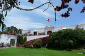 秘魯之旅﹝下﹞:Larco Herrera Museum拉可印加陶藝‧黃金博物館外景致