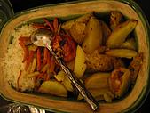 捷克﹝克倫羅夫﹞之旅:馬鈴薯蔬菜飯