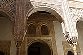 西班牙之旅─風車群、格蘭納達、哥多華、塞維亞:阿爾罕布拉宮景觀