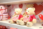 GODIVA2016微風南京店開幕猴年情人節巧克力巧傳心:小熊禮盒