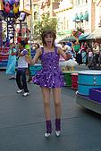 迪士尼樂園之旅:迪士尼樂園遊行活動