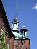 瑞典之旅:斯德哥爾摩市政廳景色
