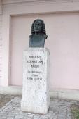 Bundesrepublik Deutschland德國之旅─威瑪、拜洛伊特、羅騰堡、紐倫堡、慕尼黑:巴哈雕像