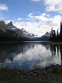 冰原&傑士伯國家公園:瑪琳湖