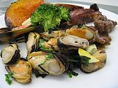紐西蘭米佛峽灣之旅:遊艇餐食