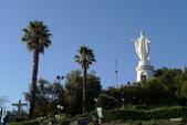 智利Paine National Park之旅!:聖母瑪麗亞雕像