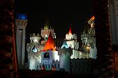 賭城─拉斯維加斯之旅:賭城夜景