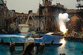 環球影城之旅:水世界場景秀