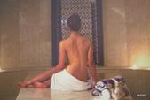 土耳其Turkey之旅─世界遺產特洛伊:土耳其浴廣告牌