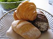 君悅寶艾早午餐:麵包
