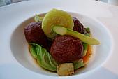 精緻商業套餐:澳洲燉和牛肉丸佐蕃茄牛肉醬