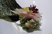 釧路秋刀魚套餐&主廚私房料理:秋刀魚晶碧冷盤