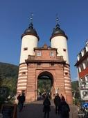 林德霍夫堡、新天鵝堡、米爾斯堡、波登湖畔、蒂蒂湖、巴登巴登、海德堡:卡爾西奧多古橋的橋門Bruckentor