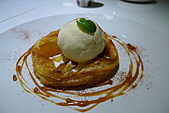 Albero 假日超值套餐:蘋果塔佐冰淇淋