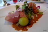 馬可波羅義式餐廳:帕瑪火腿蕃茄沙拉