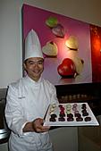 GODIVA 2011情人節愛的二重奏:巧克力大使王師傅