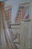 希臘一塞薩洛尼基、克里特島古跡風情:諾索斯皇宮遺跡(西元前1600年修建)