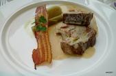 米其林廚藝教室佳餚:酒香小牛肋襯培根佐鮮奶油醬