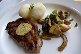 商業午餐:碳烤美國沙朗牛排