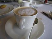 君悅寶艾早午餐:卡布基諾咖啡