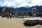 Machu-Picchu馬丘比丘:神殿/廟