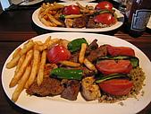 土耳其美食:土耳其烤肉拼盤