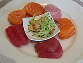 世貿聯誼社精緻佳餚:生魚片