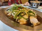 有木土雞城餐廳:紅燒鱘龍魚