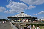 俄羅斯─莫斯科之旅:莫斯科馬戲團